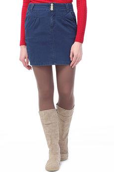 Юбка мини из джинсы VIAGGIO